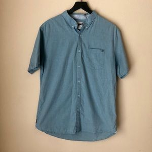 Billabong Men's Casual Short Sleeve Shirt